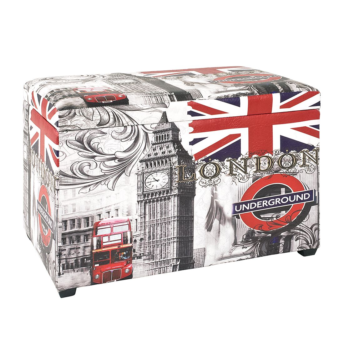 Sitztruhe Big Ben Vintage, Home Design