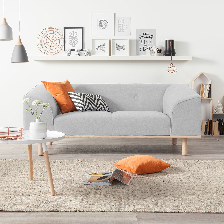 Echt klasse: Sofa Aya 2-Sitzer Webstoff Deal