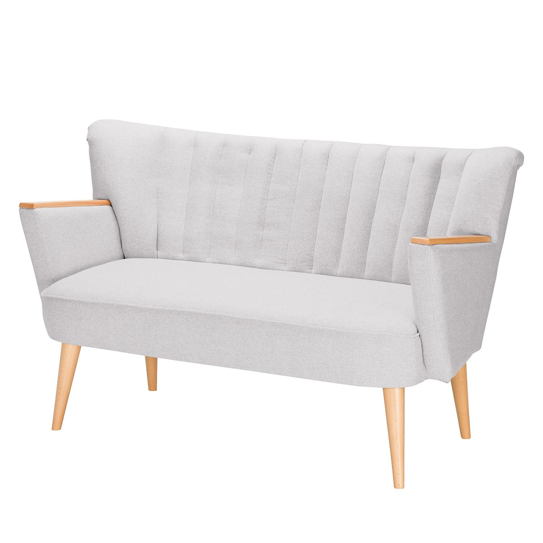 Sofa Bauro (2-Sitzer) Filz - Kies