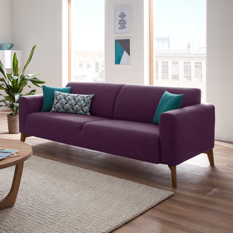 home24 Sofa Bora II (3 Sitzer) Webstoff