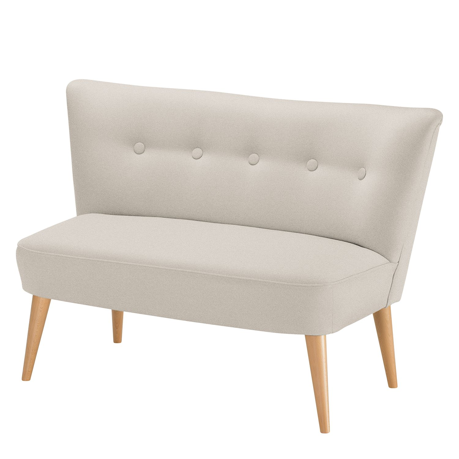 Sofa Bumberry (2-Sitzer) Webstoff