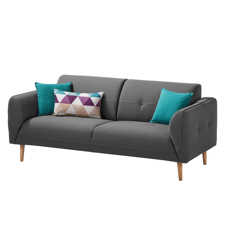 home24 Sofa Cala (2,5-Sitzer) Strukturstoff