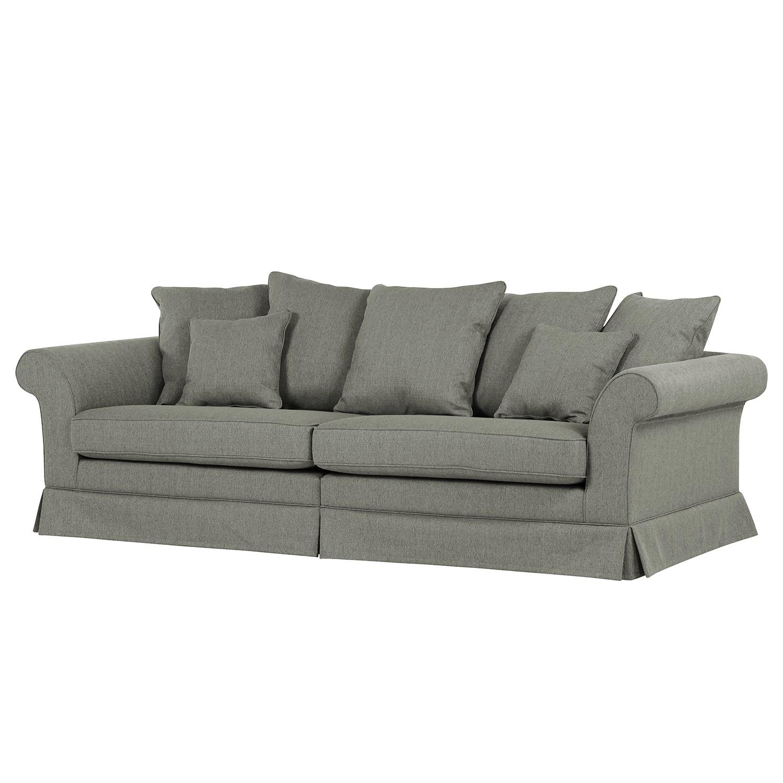 home24 Sofa Campagne (3-Sitzer) Webstoff