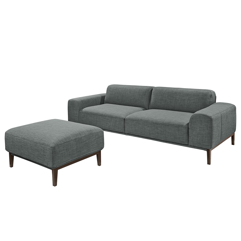 Sofa Chariot (2,5-Sitzer mit Hocker)