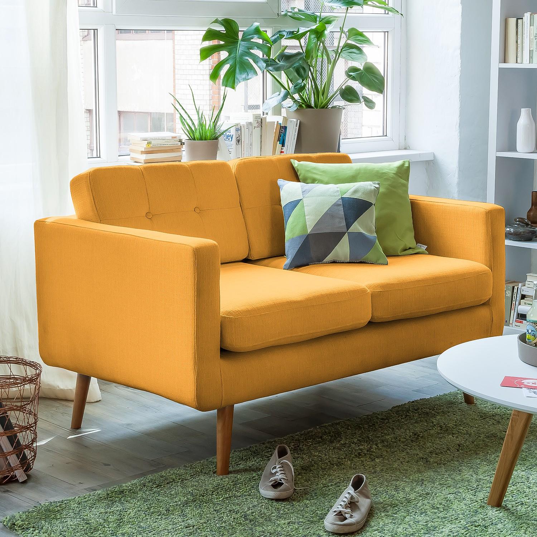 home24 Sofa Croom I (2-Sitzer) Webstoff