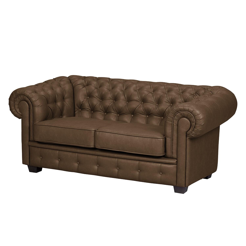 sofa gowen i 2 sitzer kunstleder g nstig kaufen. Black Bedroom Furniture Sets. Home Design Ideas
