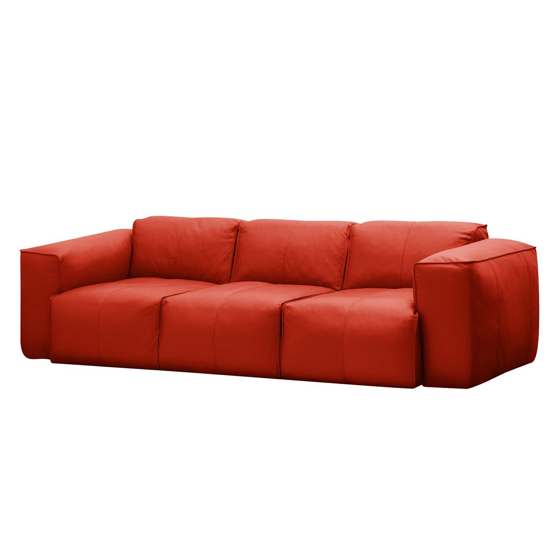Sofa Hudson I (3 Sitzer) Echtleder