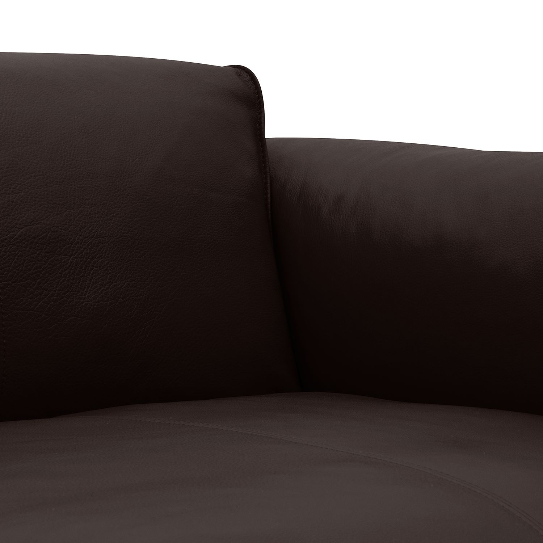 Sofa Hudson II (3 Sitzer) Echtleder   Home24