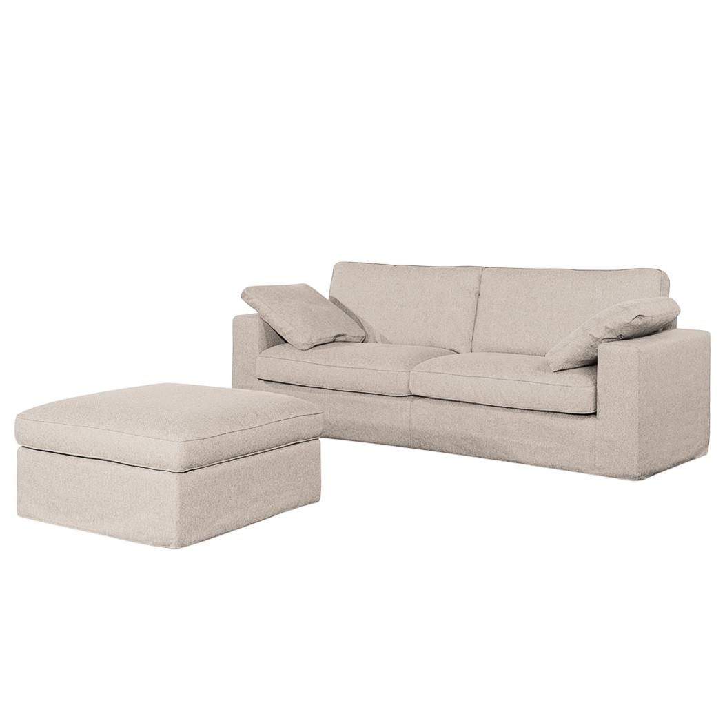 Sofa Moore (3-Sitzer) Webstoff