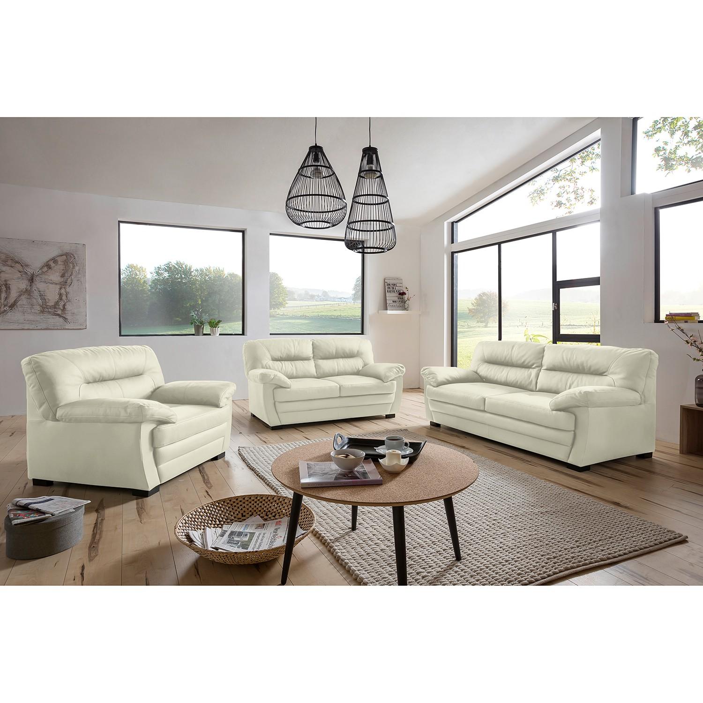 home24 Sofa Royale (3-Sitzer) Kunstleder