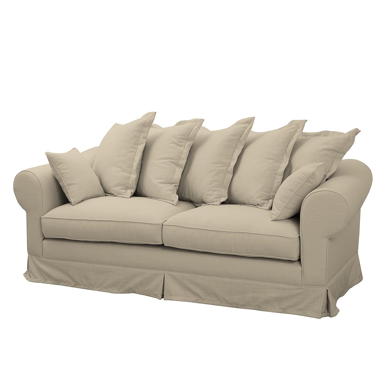 home24 Sofa Saltum (3-Sitzer) Webstoff