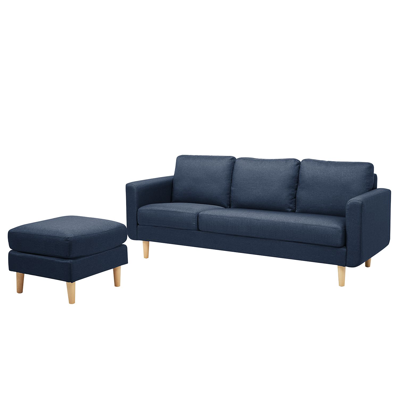 Sofa Wyke IV (3-Sitzer mit Hocker)