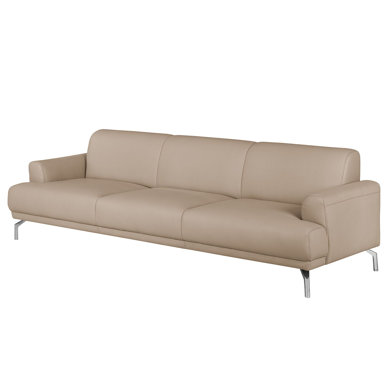 Sofa Sisto I (3-Sitzer) Echtleder
