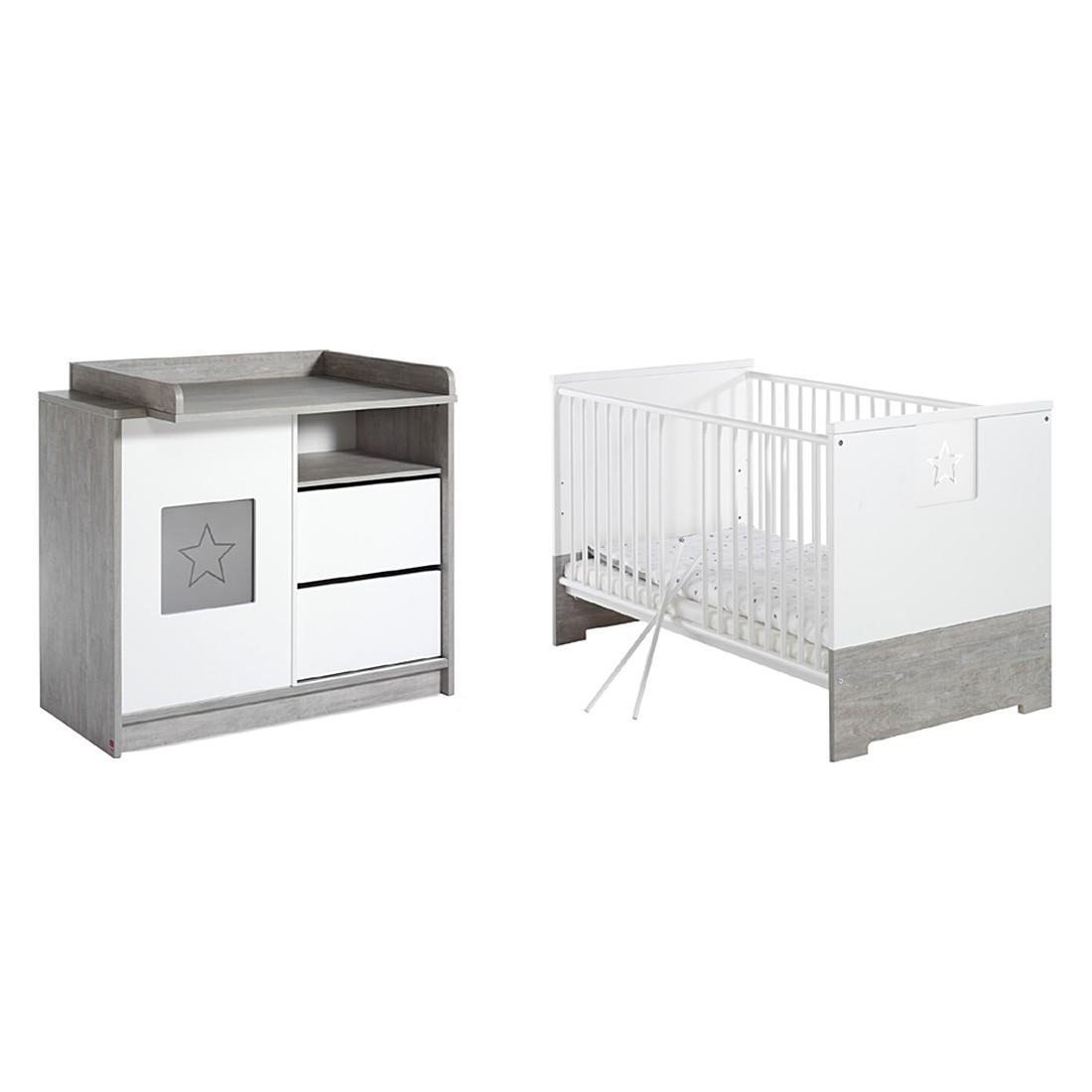 Babyzimmer-Set Eco Star (2-tlg.)