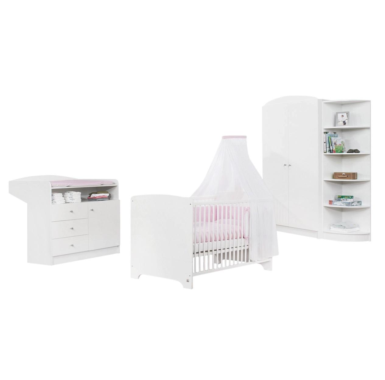 babybett kiefer preisvergleich die besten angebote online kaufen. Black Bedroom Furniture Sets. Home Design Ideas
