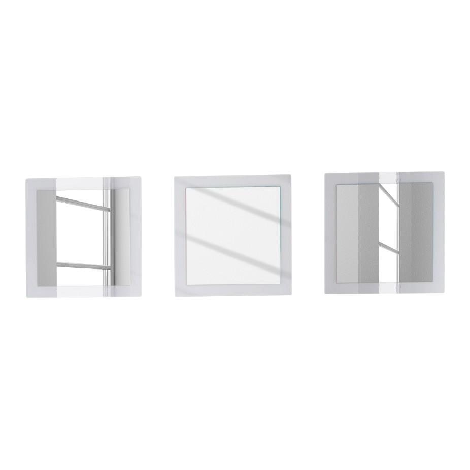 Miroirs Gladiolo (lot de 3)