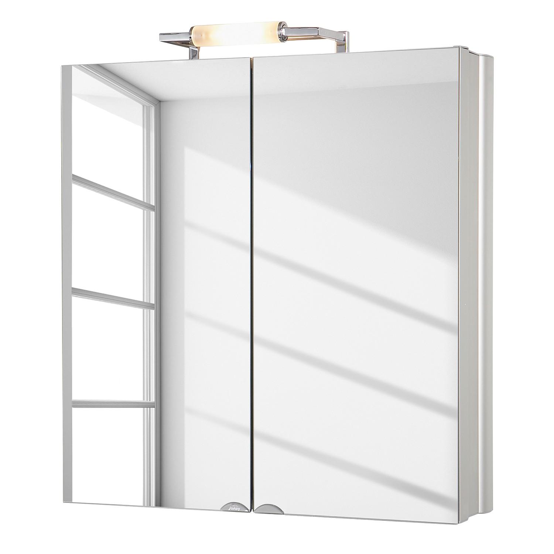 Spiegelschrank BelALU (mit Beleuchtung)