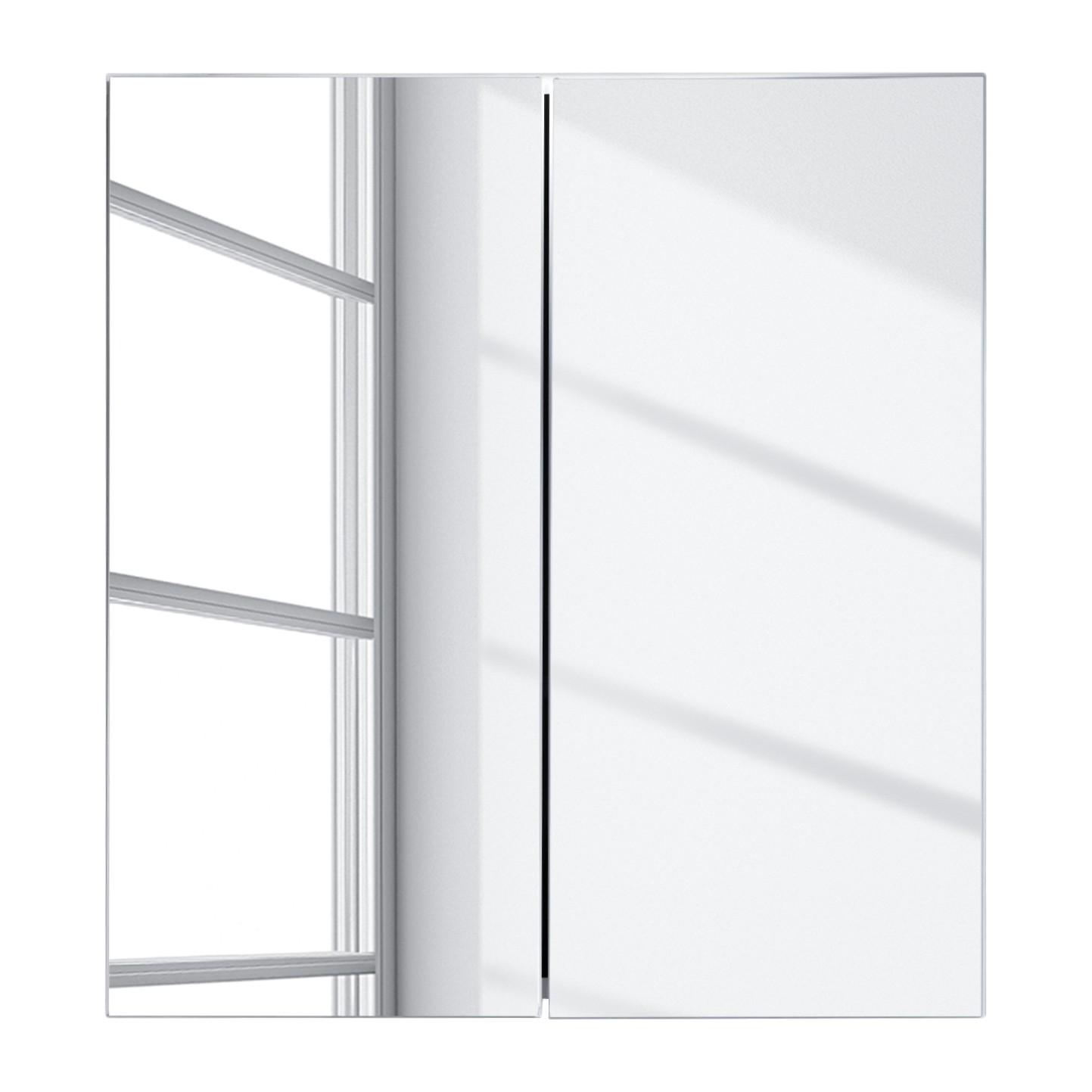 Armoire de toilette Enjoy - Blanc, Trendteam