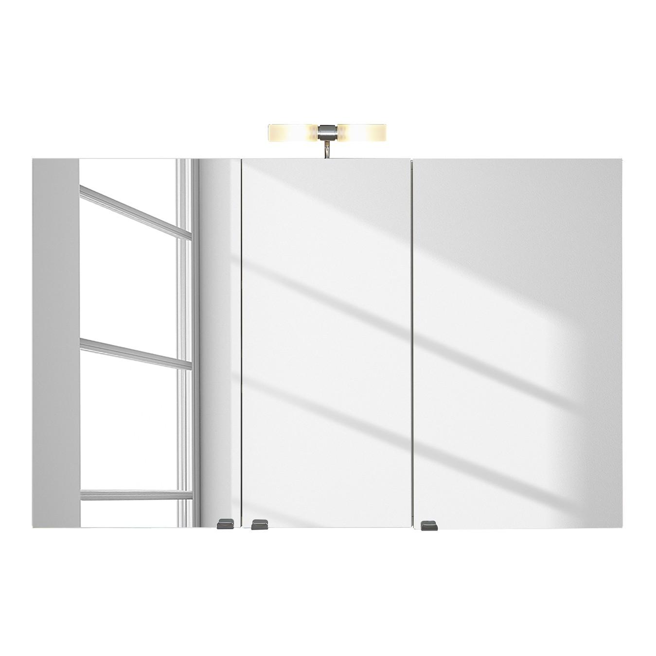 7 sparen spiegelschrank riau inkl beleuchtung von posseik nur 119 99 cherry m bel for Spiegelschrank beleuchtung
