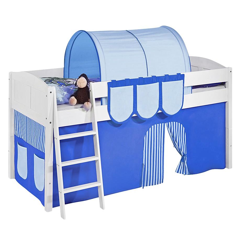 Spielbett IDA 4106 Blau Blau