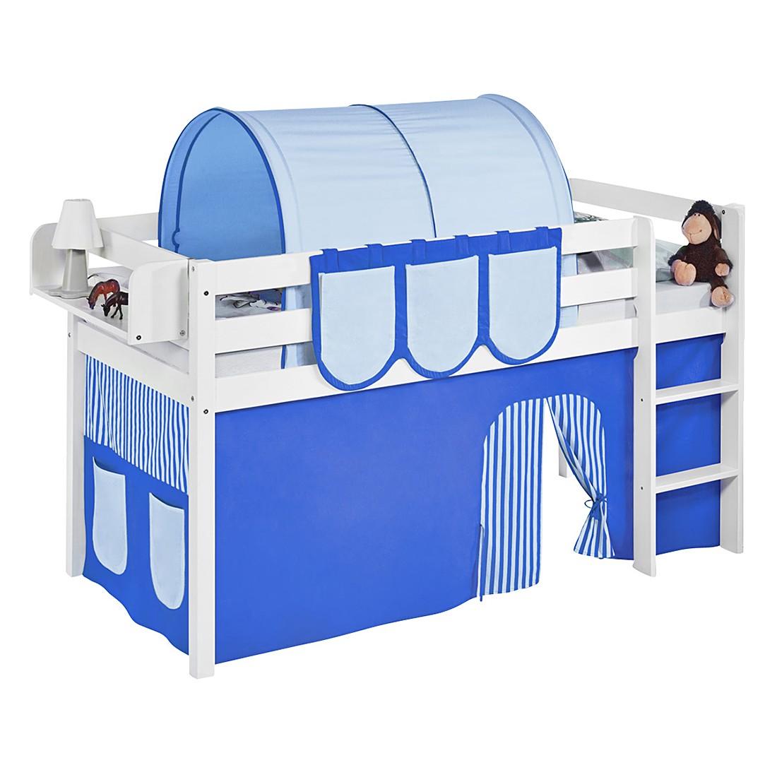 Spielbett JELLE Blau