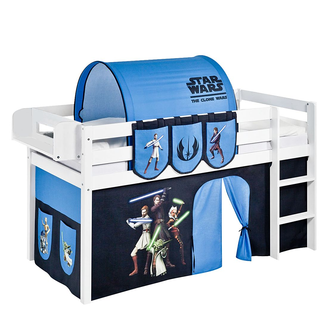 Hochbett JELLE Star Wars the Clone Wars