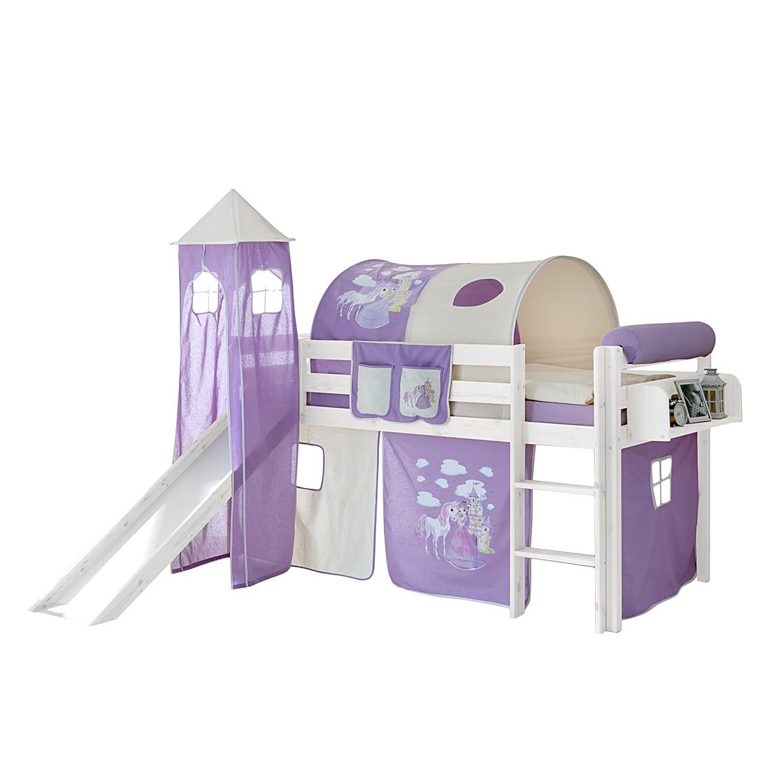home24 Spielbett Kasper II | Kinderzimmer > Kinderbetten | Ticaa