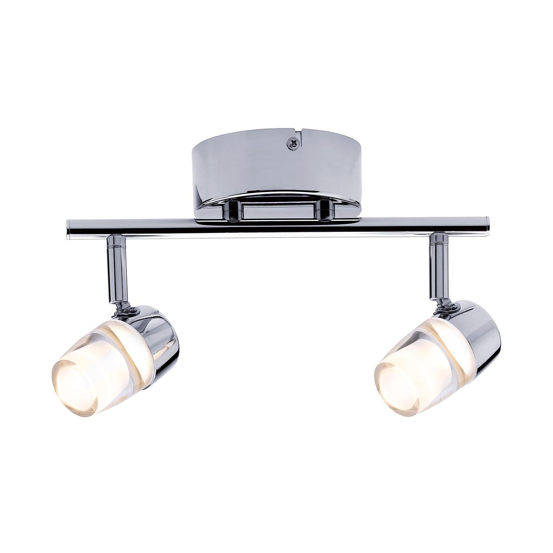 EEK A+, Spotlight Bowl LED 2-flammig - Chrom, P...