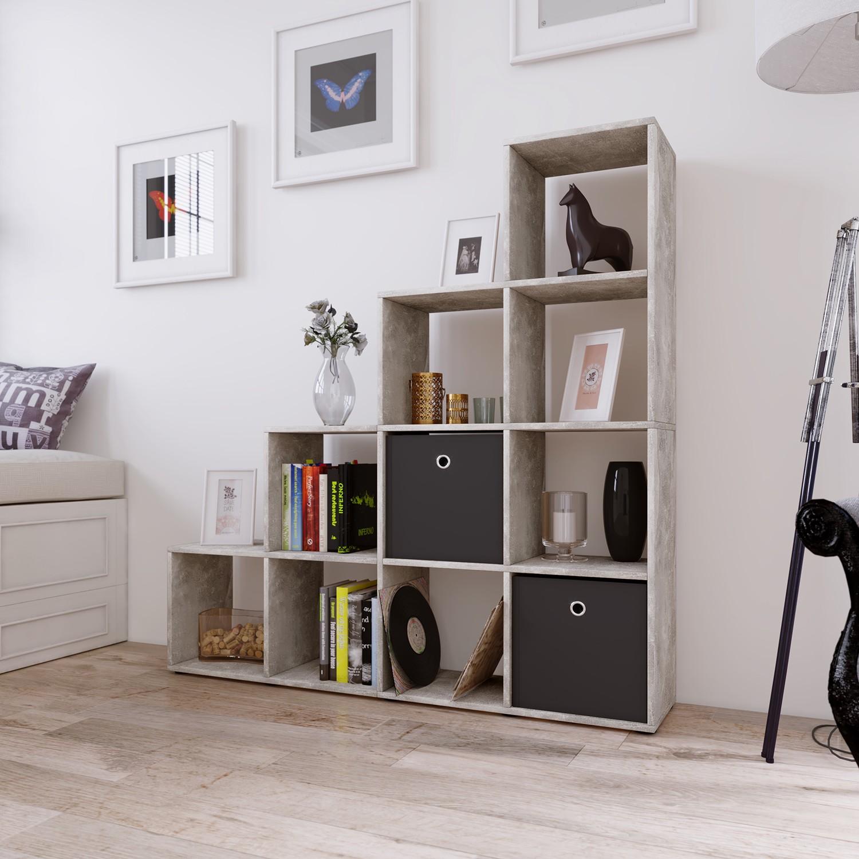 home24 Standregal Napoli | Wohnzimmer > Regale > Einzelregale