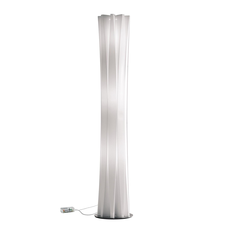 EEK A++, Lampadaire Bach - 3 ampoules Blanc Opalflex, Slamp