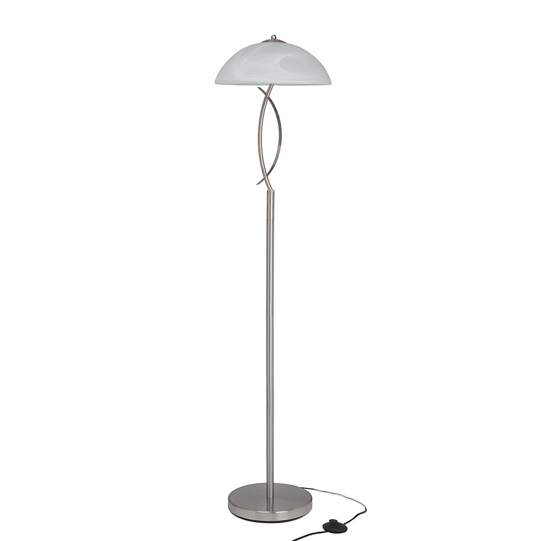 EEK A++, Lampadaire Boston - 2 ampoules, Brilliant