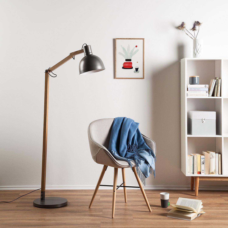 Home24 Staande lamp Koppo, Loistaa