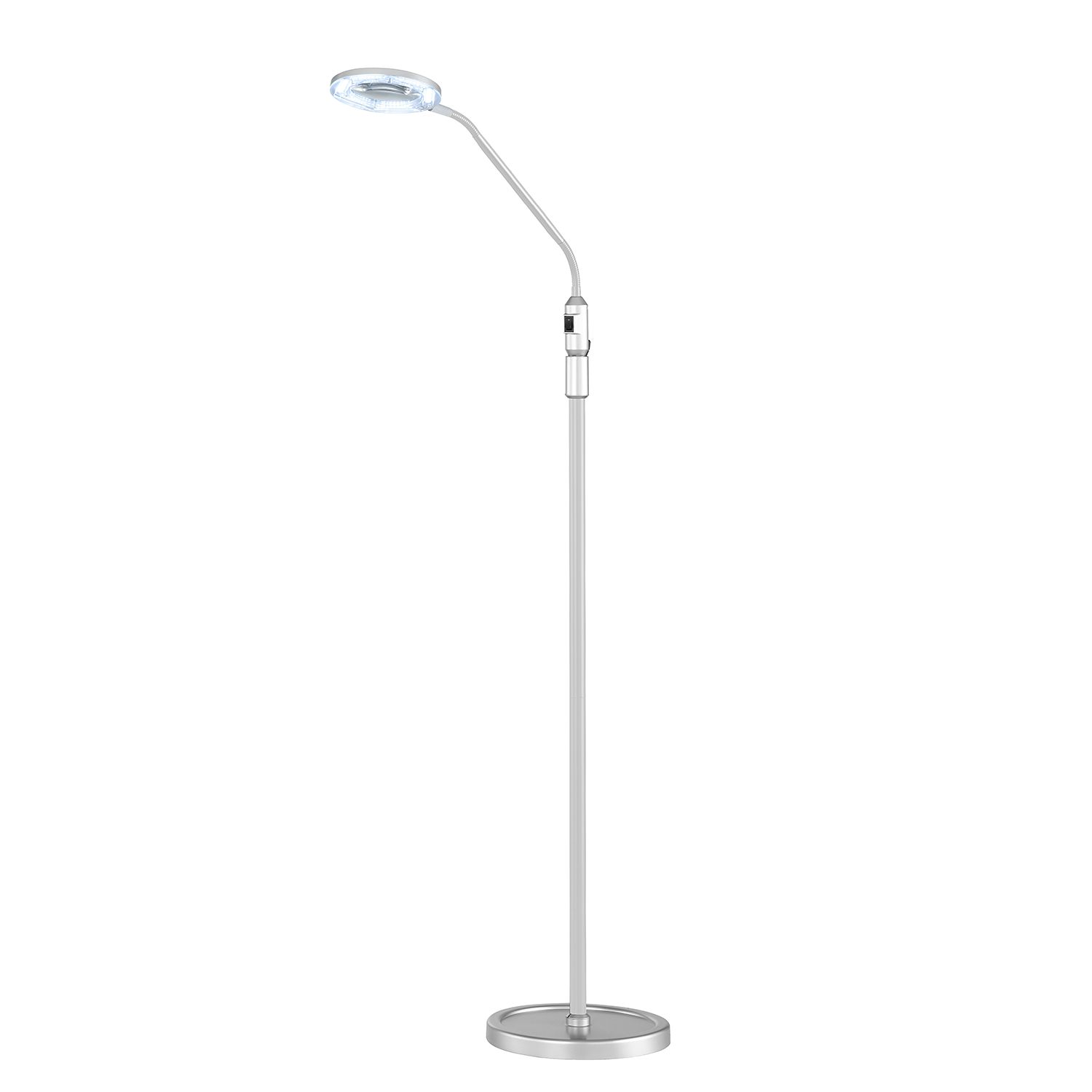 home24 LED-Stehleuchte Laurel