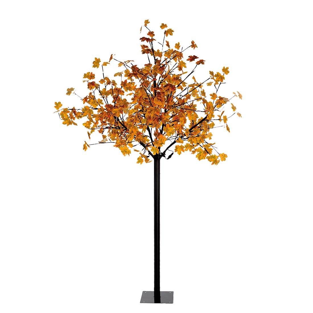 EEK A+, Lampadaire Led Baum by Leuchten Direkt - Fer / Matériau synthétique Noir 450 ampoules, Leuchten Direkt