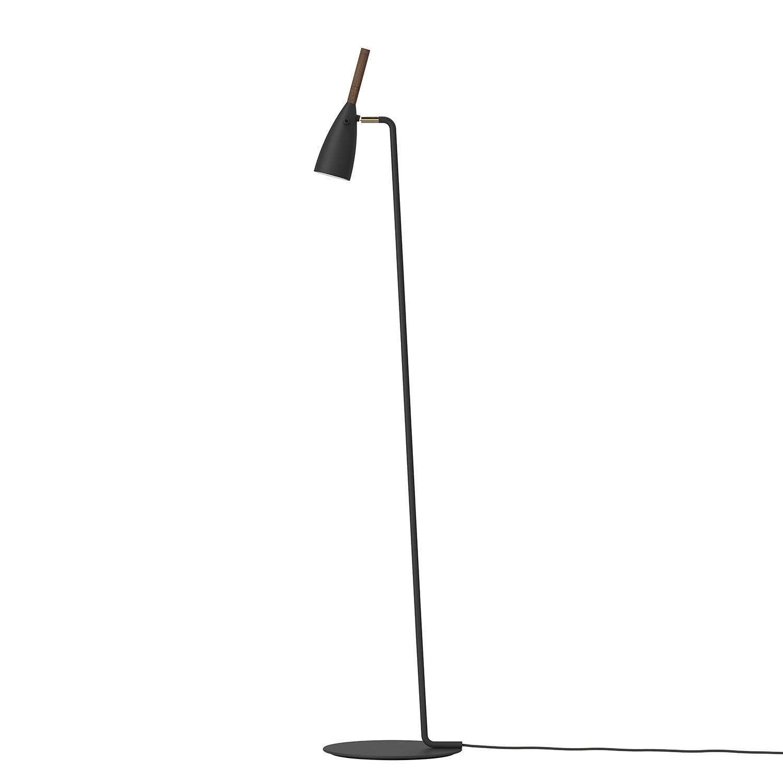 EEK A++, Lampadaire Pure - Métal Noir 1 ampoule, Nordlux