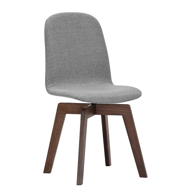 Polsterstuhl Stig I (2er-Set) | Küche und Esszimmer > Stühle und Hocker > Polsterstühle | Grau | Textil | Studio Copenhagen