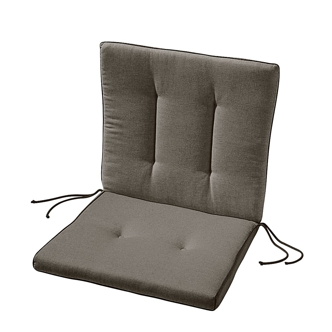 Stuhlauflage Antigua - Stone, Best Freizeitmöbel