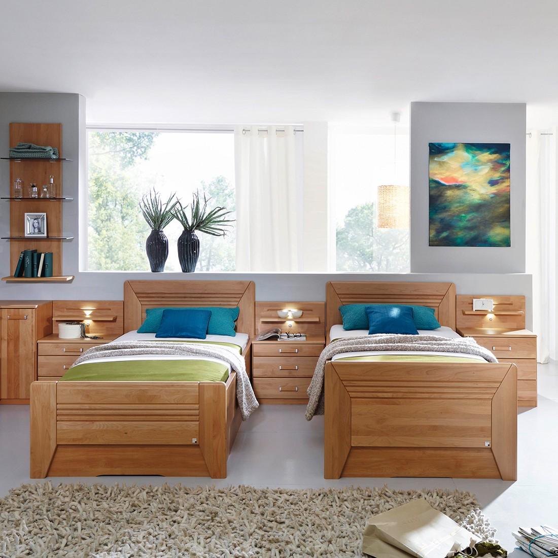 home24 Teilmassives Komfortbett Valerie III | Schlafzimmer > Betten > Komfortbetten
