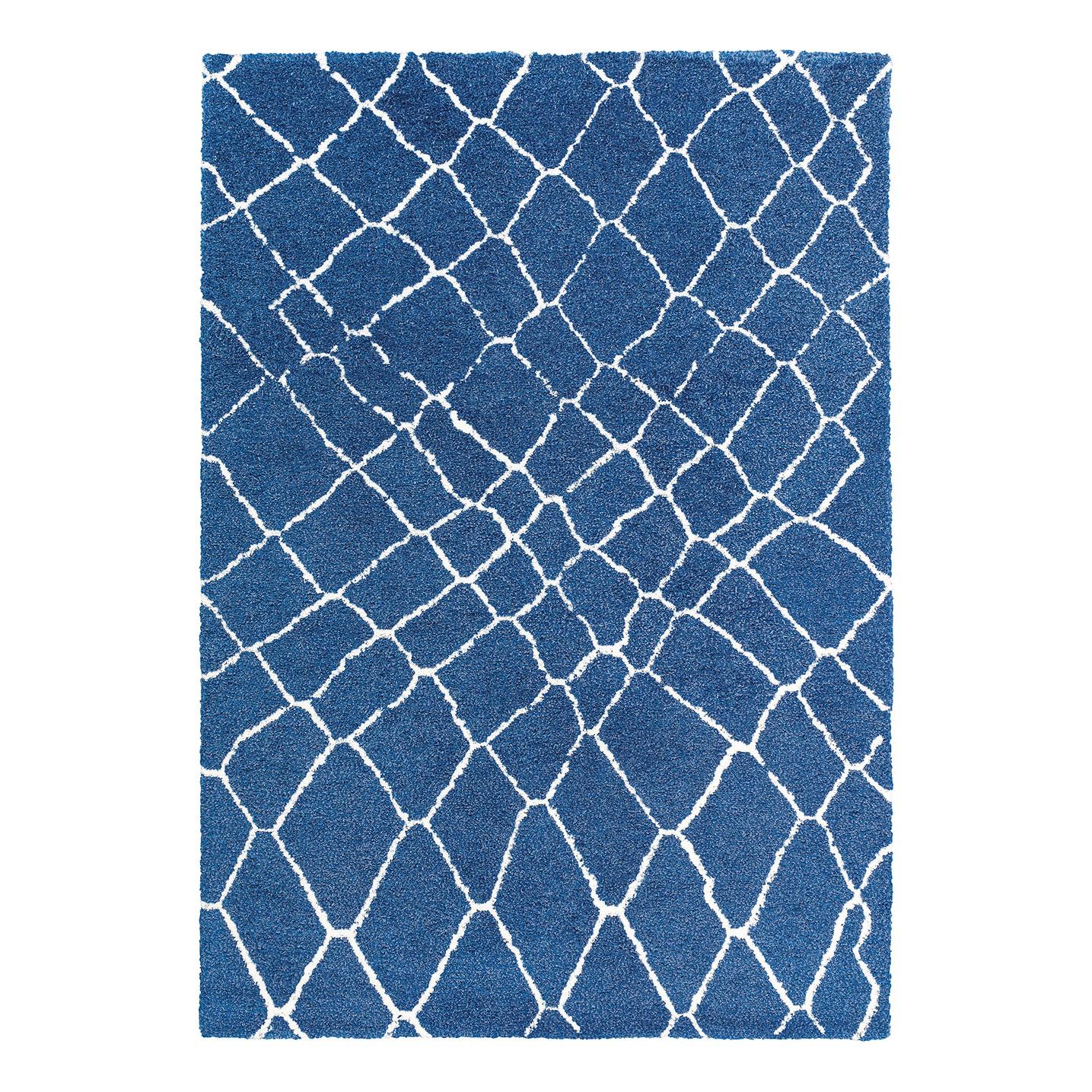 Teppich Dream - Kunstfaser - Brilliantblau - 120 x 180 cm, Schöner Wohnen Kollektion
