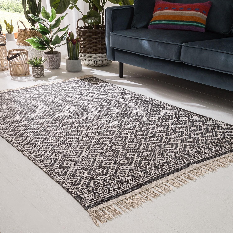 home24 Teppich Ethno Pattern
