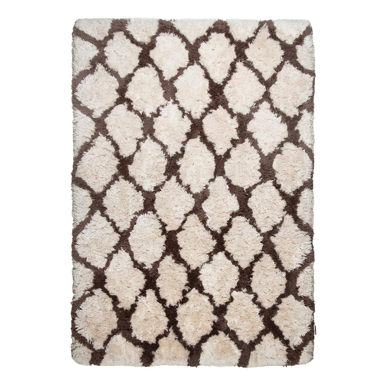home24 Teppich Flocatic Lines (handgetuftet)
