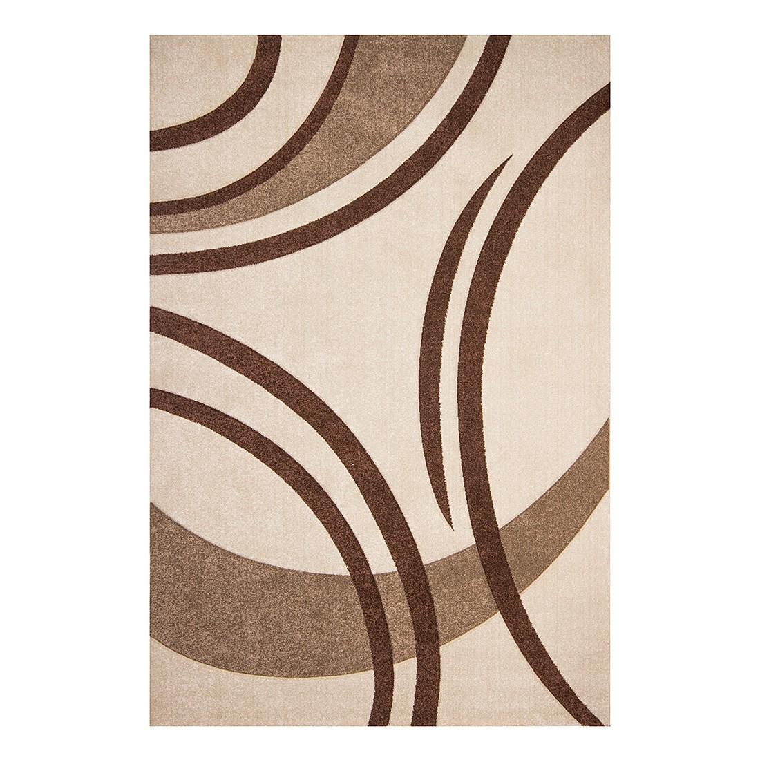 Havanna 409 - Beige - 100% Polypropylen - 200 x 290 cm, Kayoom