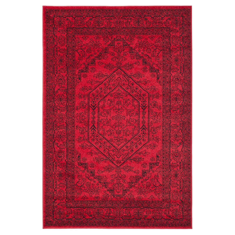 teppich rot schwarz teppich rot schwarz wei wohnzimmer teppiche modern mit u bild with teppich. Black Bedroom Furniture Sets. Home Design Ideas