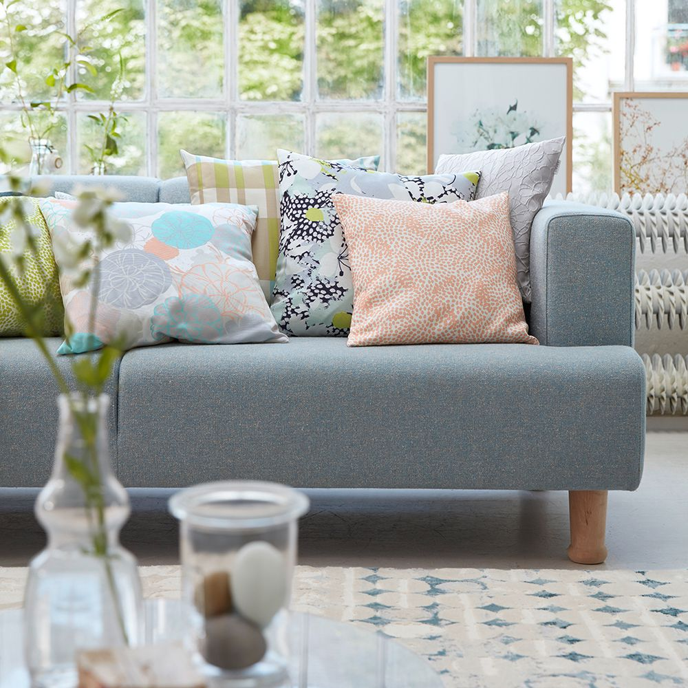 home24 Teppich Velvet Spots