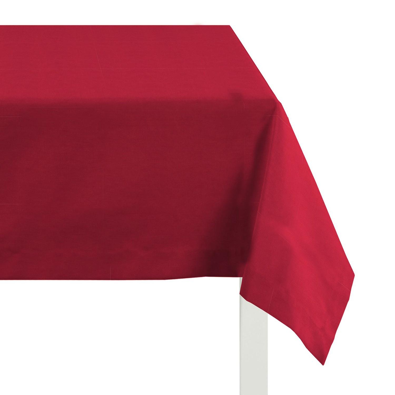 home24 Tischdecke Kanada | Heimtextilien > Tischdecken und Co > Tischdecken | Rot | Textil | Apelt