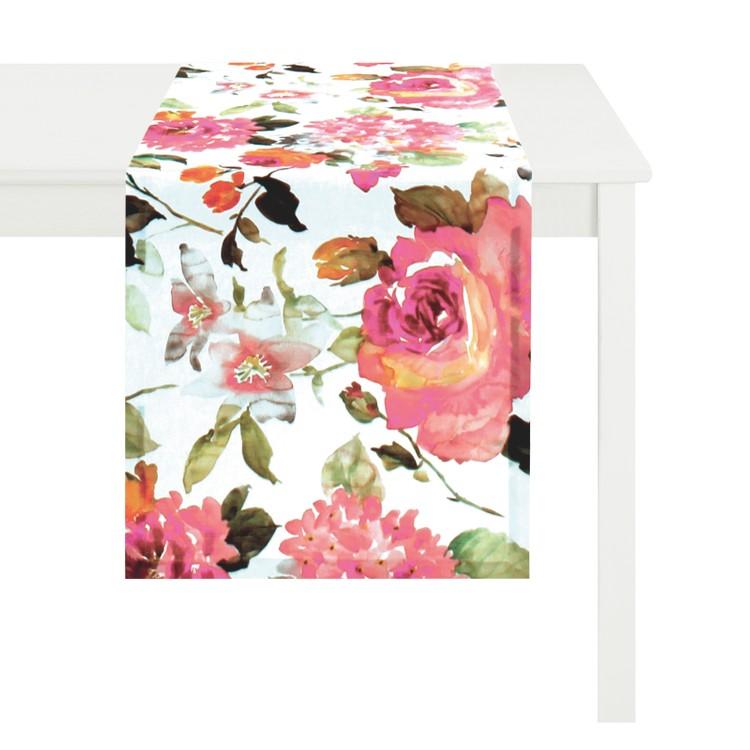 Tischläufer Floral, Apelt