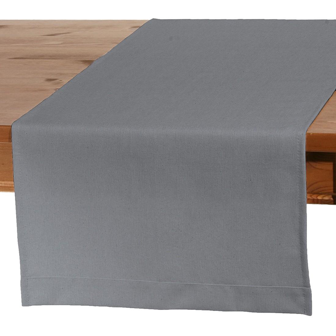 Tischläufer Atago - Grau, Dekoria bei Home24 - Möbel