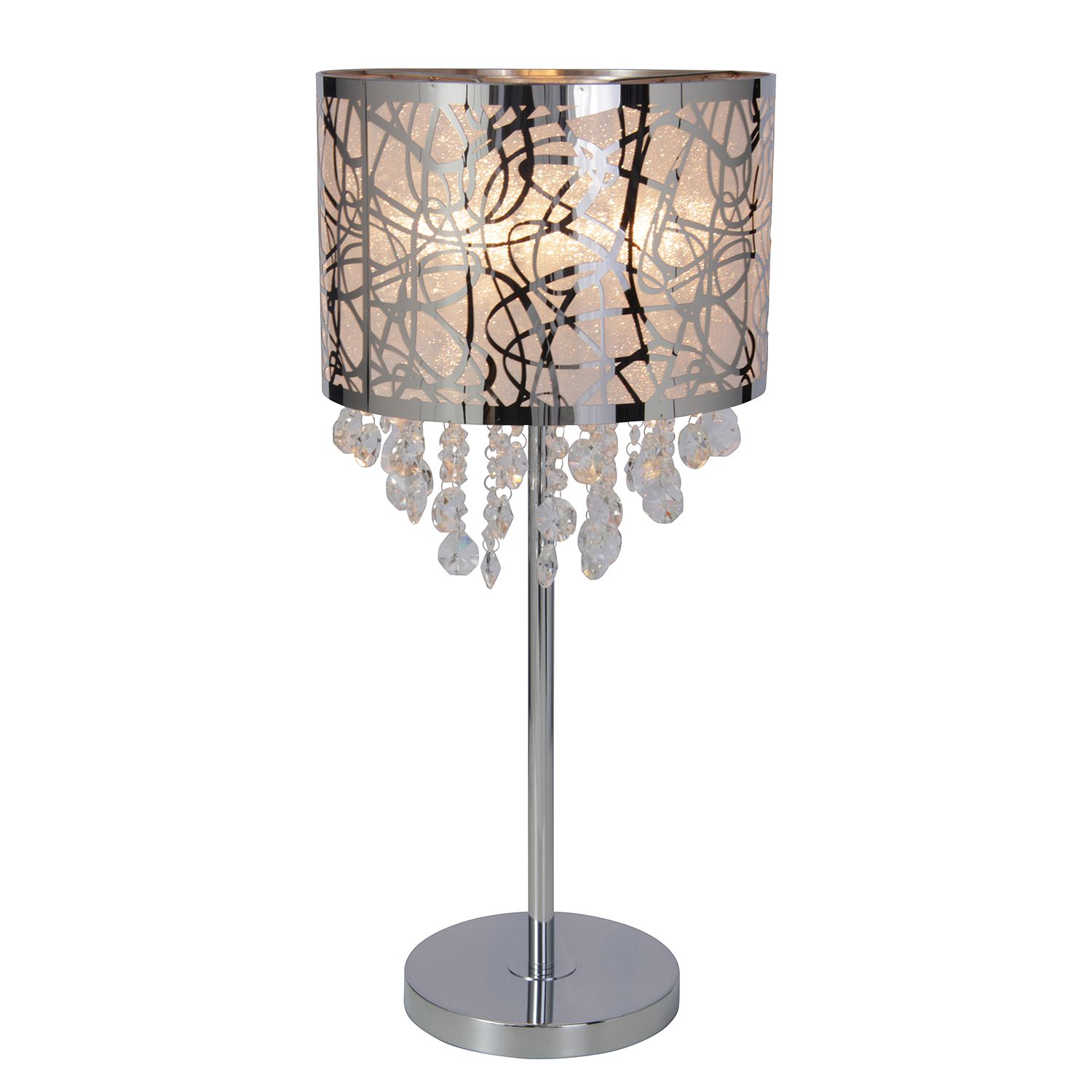 Lampe de table Crystallo par Naeve
