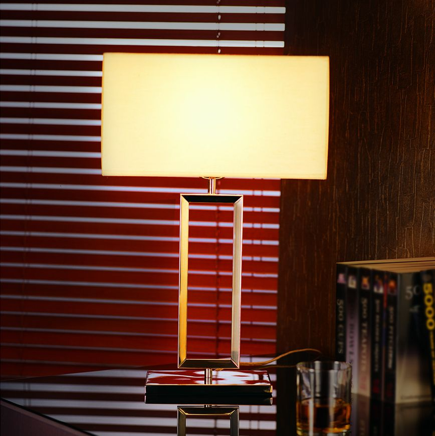 Lampe de table Dorado