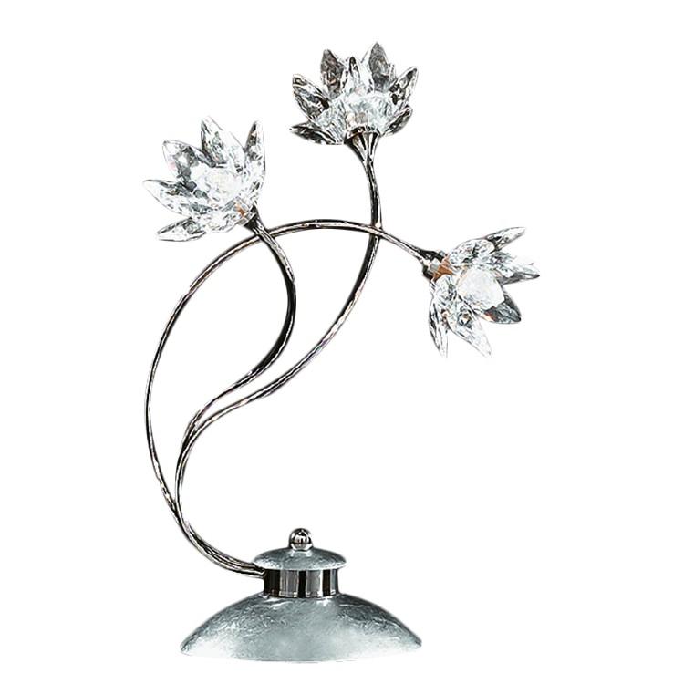 Wandleuchte Fiorella Silber Kaufen - Metall/glas 2-flammig